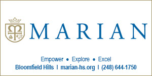 Marian High School, Bloomfield Hills, Michigan
